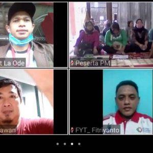 Tri Dharma Perguruan Tinggi Sosialisasi Bermedsos di Era Pandemi Kepada Mitra Mersifm Fans Club