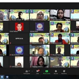 PELATIHAN ENTREPRENEURSHIP BERBASIS E-COMMERCE  VIA VIRTUAL MEETING