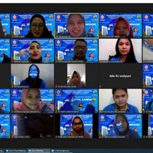 """Prodi Humas UBSI Gelar Webinar """"Digital Campaign"""" Bersama Asosiasi Museum Indonesia DKI"""