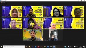 Pertemuan Dosen Unit Pengembangan Akademik Prodi Manajemen Pajak Fakultas Ekonomi Dan Bisnis UBSI Jakarta