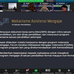Universitas BSI Kampus Sukabumi Susun  Kurikulum Merdeka Belajar Kampus Merdeka