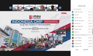 Mahasiswa Universitas BSI, Disambut Baik Oleh Pihak MSU Malaysia Dalam Pertukaran Pelajar