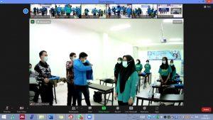 Kegiatan PKKMB Universitas BSI