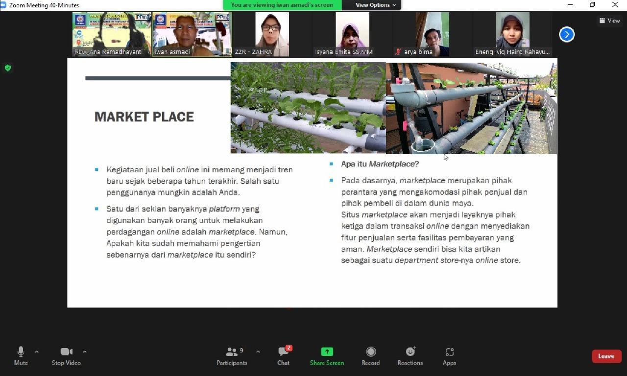 """Maksimalkan Media Sosial, Untuk """"Jual Sayuran Secara Online"""""""